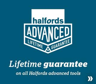 Halfords Advanced Lifetime Guarantee